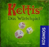 Keltis Würfelspiel Cover