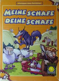 Meine Schafe Deine Schafe Cover