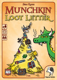 Munchkin Loot Letter Cover
