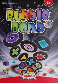 Bubble Bomb Cover