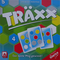 Träxx Cover