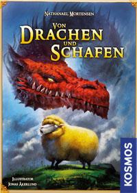 Von Drachen und Schafen Cover