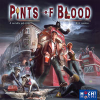Pints of Blood Cover