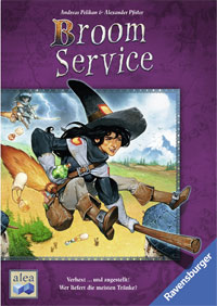 Broom Service Cover