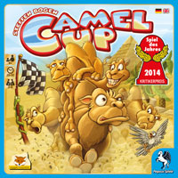CamelUp Cover