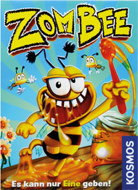 ZomBee Cover