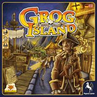 Grog Island Cover
