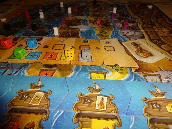 Grog Island Spielsituation