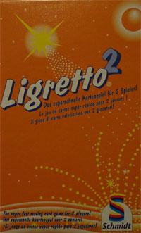 Ligretto² Cover