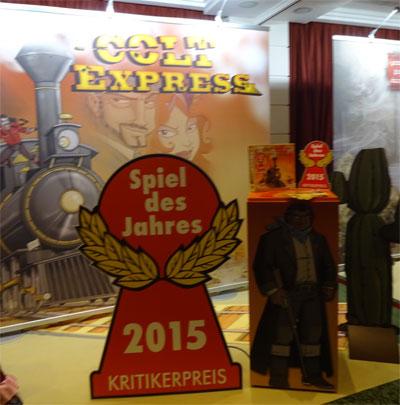 Colt Express Stand