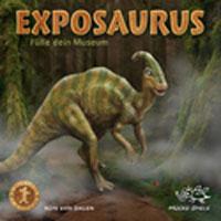Exposaurus Cover