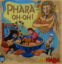 Phara-oh-oh Cover