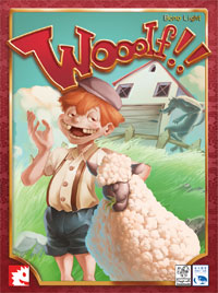 Wooolf Cover