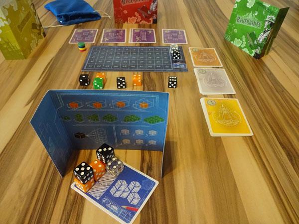Blueprints Spielsituation