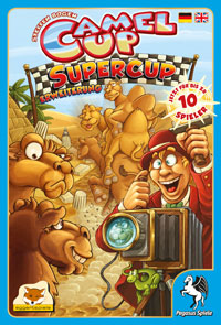 Camel Up SuperCup Cover