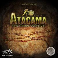 Atacama Cover