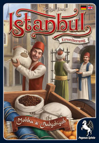 Istanbul - Mokka und Bakschisch Cover