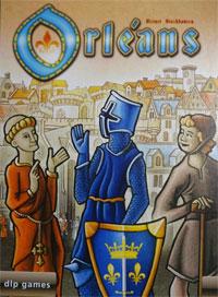 Orléans Cover