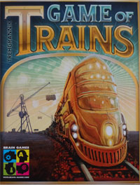 Game of Trains Cover