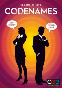 Codenames Cover