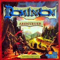 Dominion:Abenteuer Cover