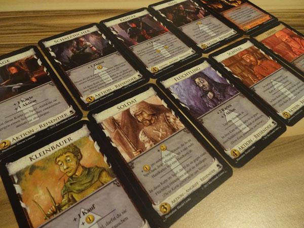 Dominion:Abenteuer Reisende