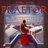 Praetor Cover