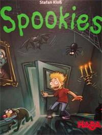 Spookies Cover