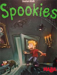 Spookies Cover