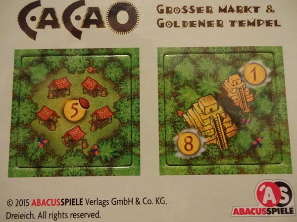 Cacao Großer Markt, GoldenerTempel
