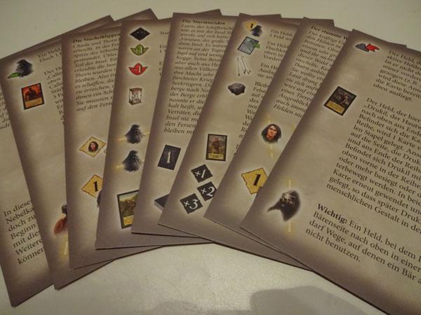 Einführungskarten