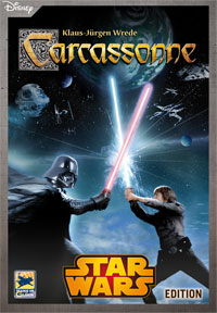 Carcssonne - Star Wars Cover