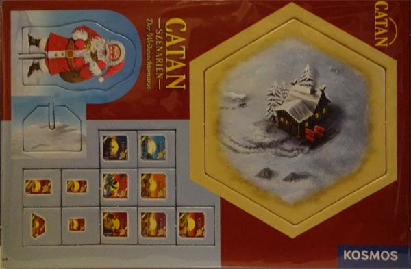 Catan Szenario Weihnachtsmann