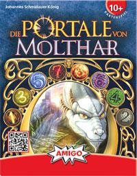 Die Portale von Molthar Cover