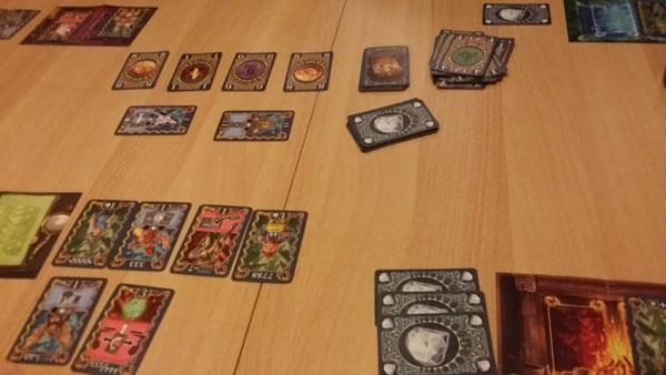 Die Portale von Molthar Spielsituation