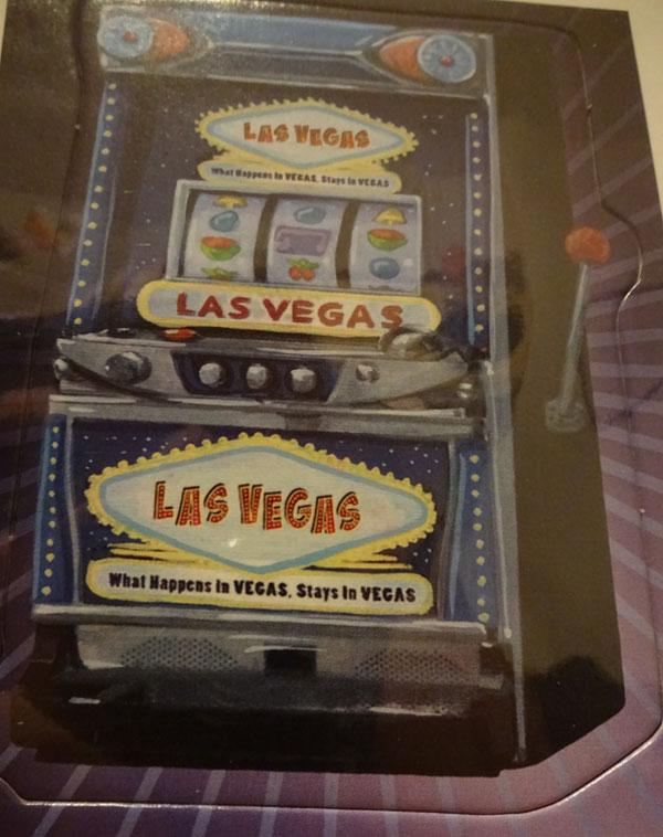 Las Vegas Einarmiger Bandit
