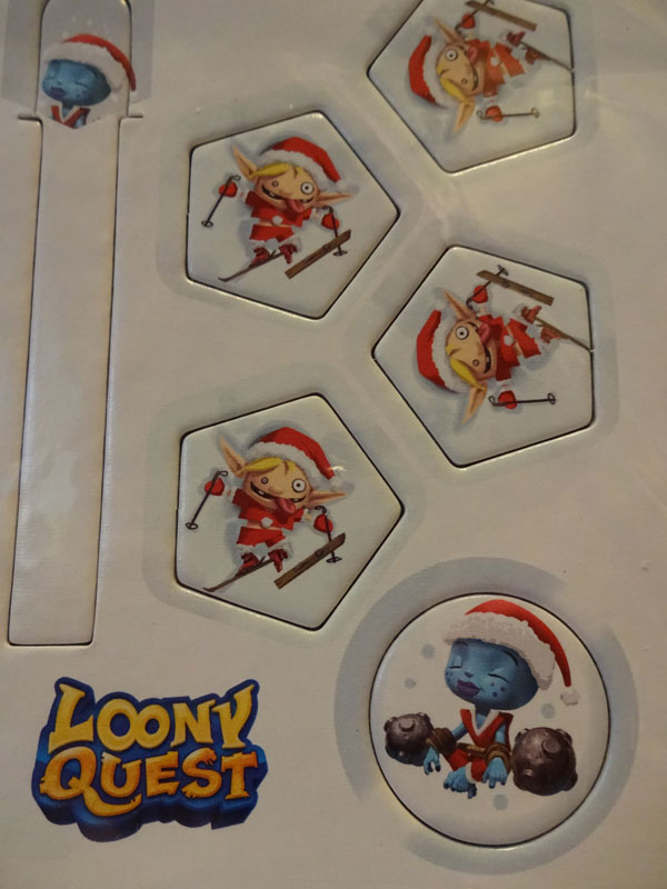 Loony Quest Skier