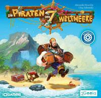 Die Piraten der 7 Weltmeere Cover