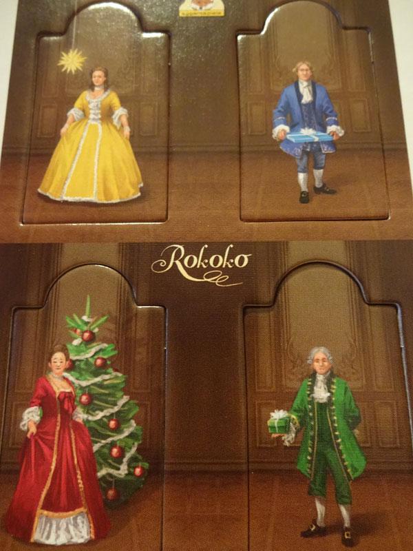Rokoko - Die Festtagskleider