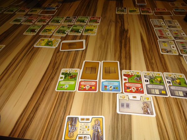 Royal Goods Spielsituation