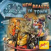 New Beasts in Town Cover