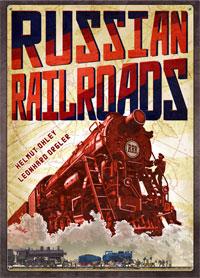 Russian Railroads Cover