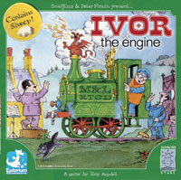 Ivor the Engine Cover