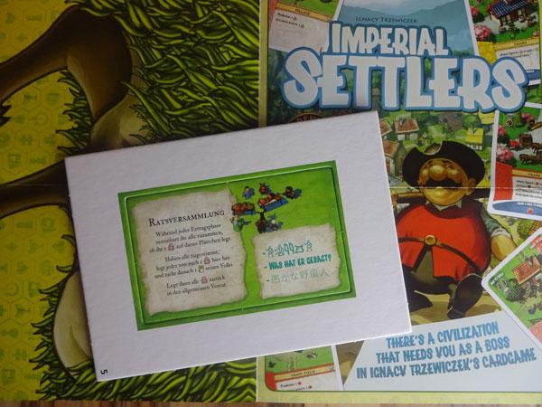 Mini-Erweiterung Imperial Settlers