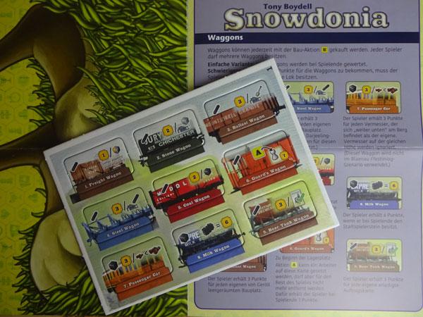 Mini-Erweiterung Snowdonia