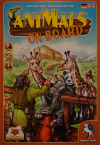 Animals on Board Cover