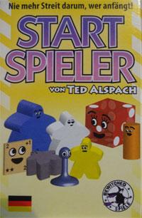 Startspieler Cover