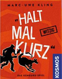 Halt Mal Kurz Cover