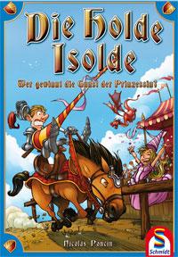 Die Holde Isolde Cover