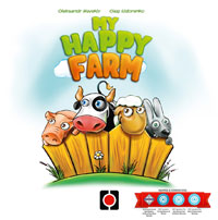 My Happy Farm Cover